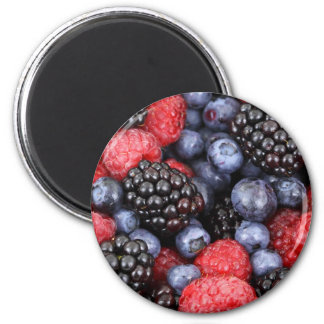 berries background magnet