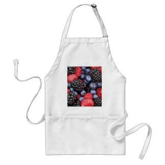 berries background standard apron