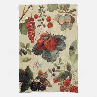 BERRIES BERRIES kitchen towel