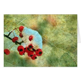 Berries Greeting Card
