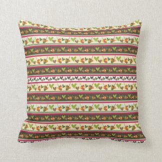 Berries & Hearts Cushion