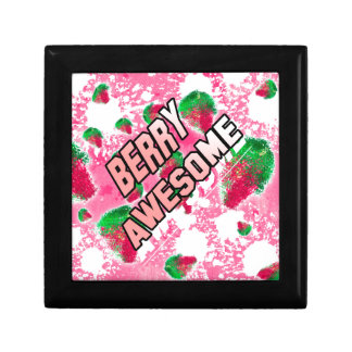 Berry Awesome Fruity Strawberries Gift Box