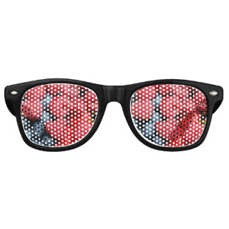 Berry Bonanza Retro Sunglasses