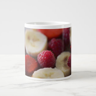 Berry Breakfast Large Coffee Mug