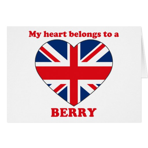 Berry Greeting Cards