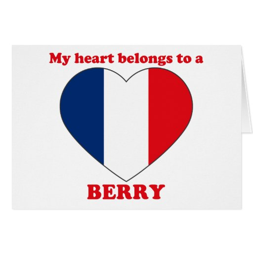 Berry Cards