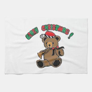 Berry Christmas Tea Towel