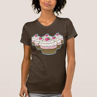 berry cupcake pyramid T-Shirt