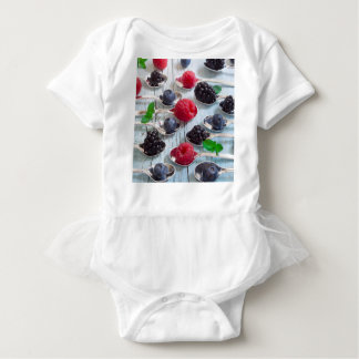 berry fruit baby bodysuit