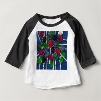 berry fruit background baby T-Shirt