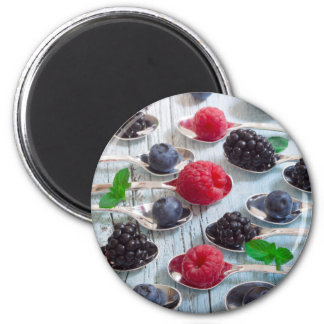 berry fruit magnet