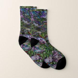 Berry Fusion Socks