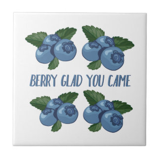 Berry Glad Tile