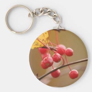 Berry Golden keychain
