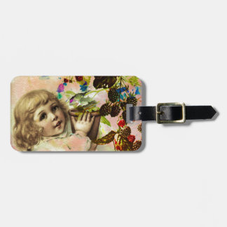 BERRY GOOD! LUGGAGE TAG