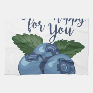 Berry Happy Tea Towel