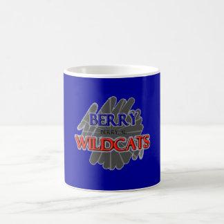 Berry High School Wildcats - Berry, AL Mug