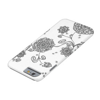 Berry Mandala iPhone 6/6s, Barely There Barely There iPhone 6 Case