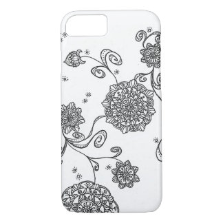 Berry Mandala iPhone 7, Barely There iPhone 7 Case