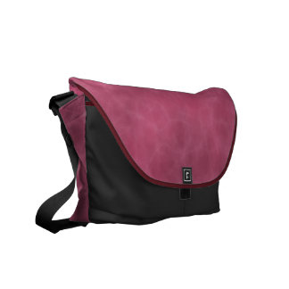 Berry Mist Messenger Bags