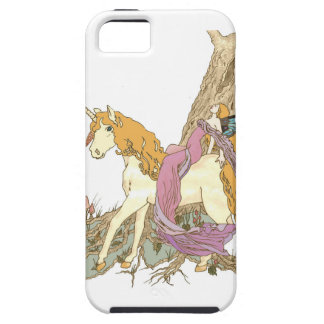 Berry The Unicorn iPhone 5 Cover
