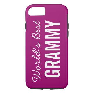 Berry World's Best Grammy Custom iPhone 7 iPhone 8/7 Case