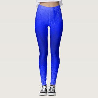Berserk Blue Kawaii Fashion Workout Charming Hip Leggings