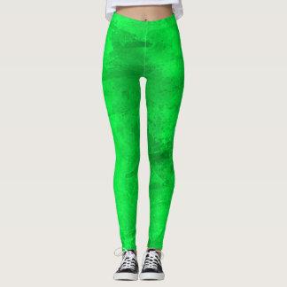 Berserk Lime Kawaii Fashion Workout Leggings