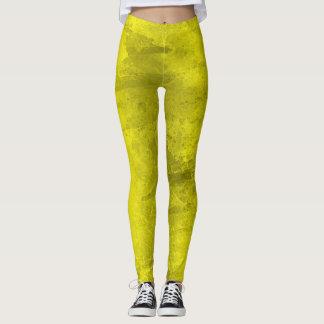 Berserk Yellow Kawaii Fashion Workout Leggings