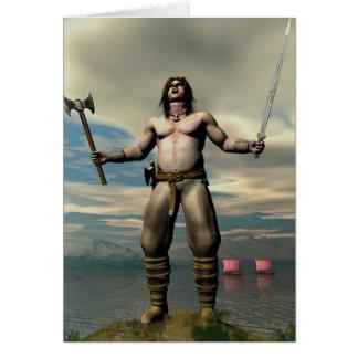 Berserker Card