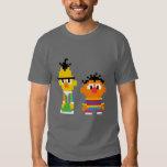 Bert and Ernie Pixel Art Shirt