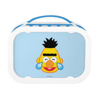 Bert Face with Tears of Joy Lunch Box