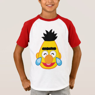 Bert Face with Tears of Joy T-Shirt