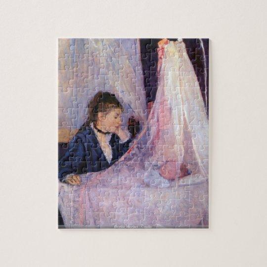Berthe Morisot - Cradle  puzzle