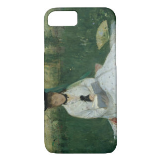 Berthe Morisot - Reading iPhone 7 Case
