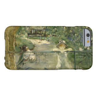 Berthe Morisot - The Basket Chair Barely There iPhone 6 Case