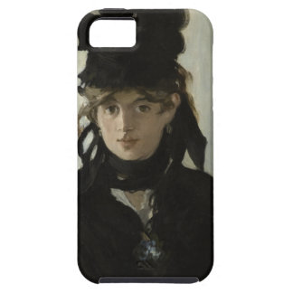 Berthe Morisot with a Bouquet of Violets by Manet iPhone 5 Cases