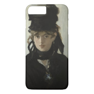 Berthe Morisot with a Bouquet of Violets by Manet iPhone 7 Plus Case