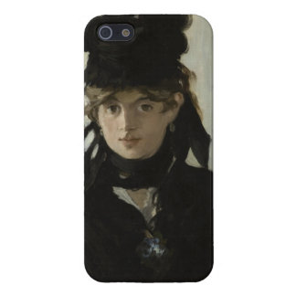 Berthe Morisot with a Bouquet of Violets by Manet Case For iPhone 5/5S