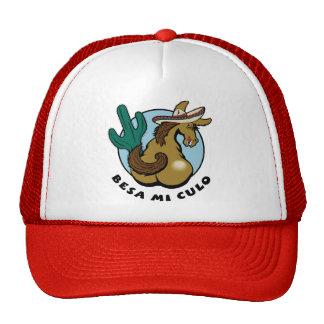 Besa Mi Culo Trucker Hats