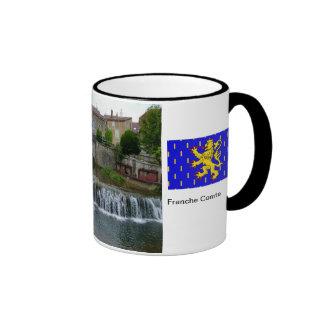 Besançon, Rivers and bridge Mug