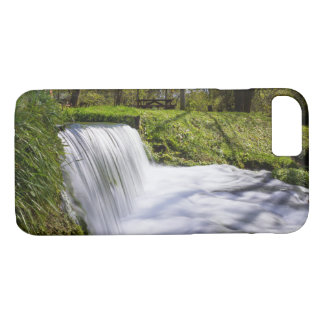 Beside Hodgson Spring Falls iPhone 8/7 Case