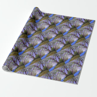 Beside Still Waters Wrapping Paper