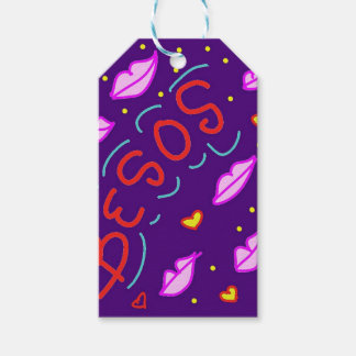 besos gift tags