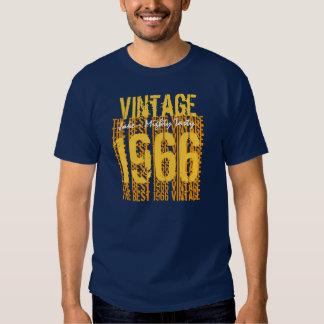 Best 1966 Vintage Tee 40th Birthday Gift