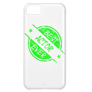 Best Actor Ever Green.png iPhone 5C Covers