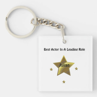 Best Actor/Leading Role: Julian Key Ring