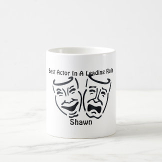 Best Actor/Leading Role: Shawn Coffee Mug