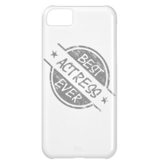 Best Actress Ever Gray.png iPhone 5C Case