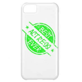 Best Actress Ever Green.png iPhone 5C Cases